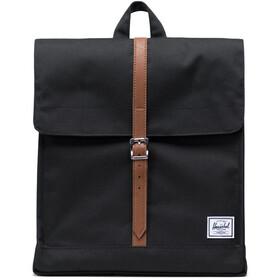 Herschel City Mid-Volume Backpack 14l black/tan